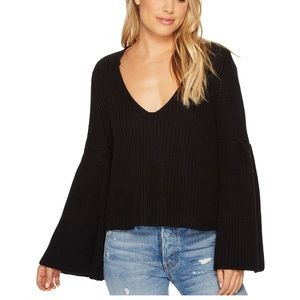 Free People Damsel Pullover Sweater